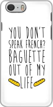 Baguette out of my life für iphone-6