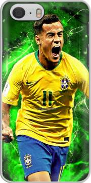 coutinho Football Player Pop Art für iphone-6