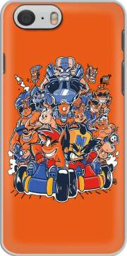 Crash Team Racing Fan Art für iphone-6