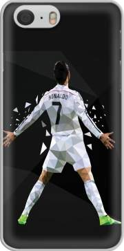 Cristiano Ronaldo Celebration Piouuu GOAL Abstract ART Hülle für Iphone 6 4.7