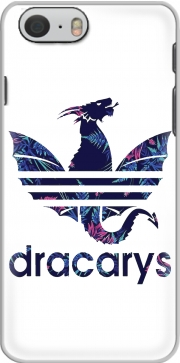 Dracarys Floral Blue für iphone-6