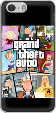 Family Guy mashup GTA für iphone-6