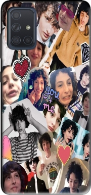 Finn wolfhard fan collage für iphone-6