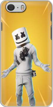 Fortnite Marshmello Skin Art für iphone-6