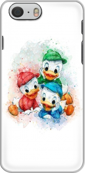Hülle Huey Dewey and Louie watercolor art für Iphone 6 4.7