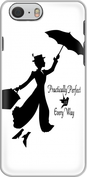 Hülle Mary Poppins Perfect in every way für Iphone 6 4.7