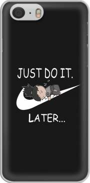 Nike Parody Just do it Later X Shikamaru für iphone-6