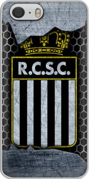 RCSC Charleroi Broken Wall Art für iphone-6
