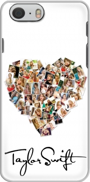 Taylor Swift Love Fan Collage signature für iphone-6