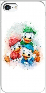 Huey Dewey and Louie watercolor art für Iphone 7 / Iphone 8