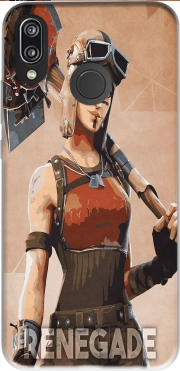 Renegade Skin Fortnite Art für Huawei P20 Lite