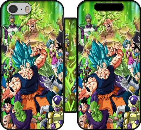 Klapptasche Wallet Dragon Ball Super für Iphone 6 4.7